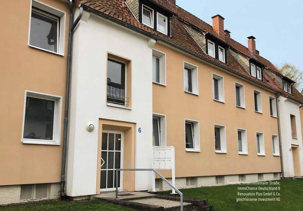 Alternative Wohnimmobilienfonds - auch in 2021 noch ein ...